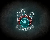 Bowling neon sign - LED neonsign_