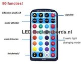 LED toonbank schrijfbord 36cm*26cm_