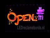 LED schrijfbord 40cm*60cm | 90 functies_